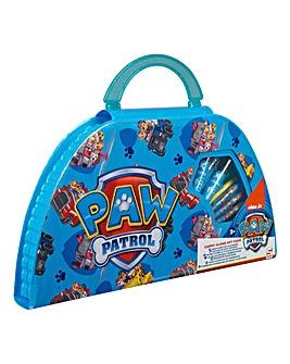 Paw Patrol Carry Along Art Case