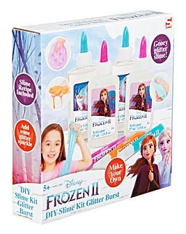 Disney Frozen 2 MYO Slime Glitter Burst