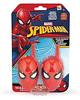 Spiderman Walkie Talkie Face