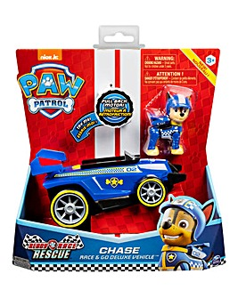 Paw Patrol Race & Go Deluxe - Chase