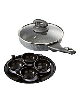 Salter Complete Egg Pan