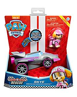 Paw Patrol Race & Go Deluxe - Skye