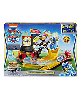Paw Patrol Die-cast Mighty Meteor Track Set
