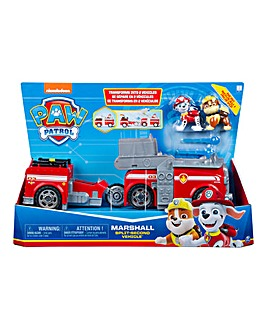 Paw Patrol Vehicles - Marshall