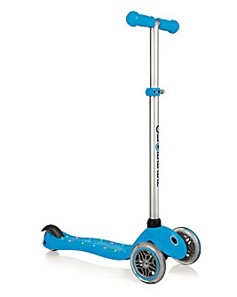 Globber Primo Starlight Scooter Sky Blue