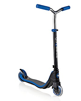 Globber Flow 125 Scooter Navy Blue
