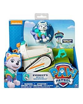 Paw Patrol Everest Vehicle