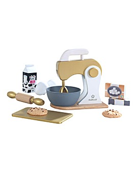 Kidkraft Wooden Baking Set - Modern Metallics