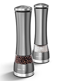 Morphy Richards Electronic Salt & Pepper