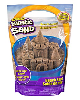 Kinetic Sand 3lb Natural Beach Sand