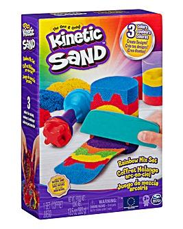 Kinetic Sand Rainbow