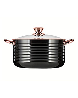 Tower Linear 24Cm Casserole