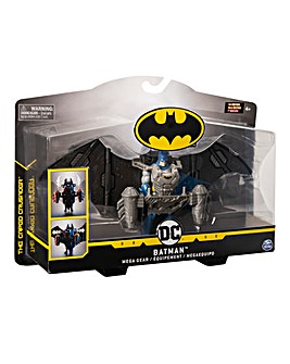 "DC Deluxe 4"" Batman"