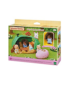 Sylvanian Families Baby Hedgehog Hideout