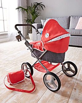 Hauck Doll Angie Play n Go Pram