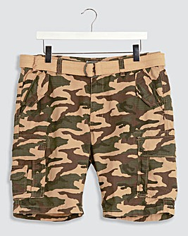 Axel Belted Cargo Short