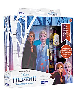 Frozen 2 Secret Diary
