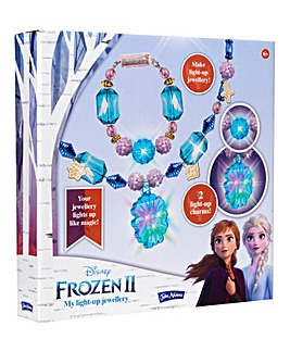 Frozen 2 Light Up Jewellery