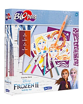 Frozen 2 Blopens Activity Set