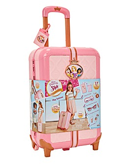 Disney Princess Suitcase Traveller Set