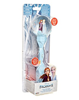 Frozen 2 Sisters Musical Snow Wand