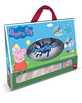 Peppa Pig Stamp Splash