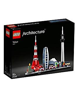 LEGO Architecture Tokyo Skyline - 21051
