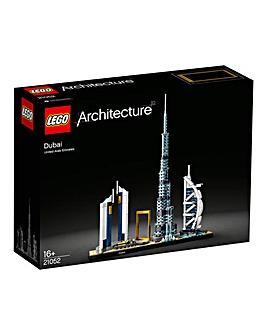 LEGO Architecture Dubai Skyline