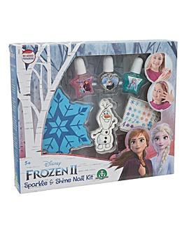 Frozen 2 Sparkle & Shine Nail Kit