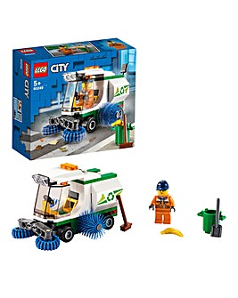 LEGO City Street Sweeper