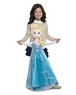 Frozen 2 Elsa Jumbo Singing Plush