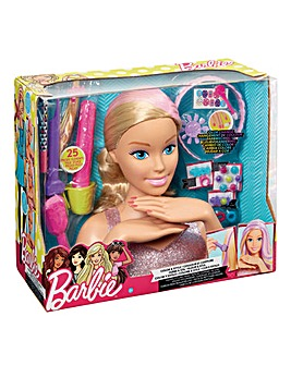 Barbie Colour & Style Styling Head