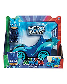 PJ Masks Hero Blast Vehicles-Catboy