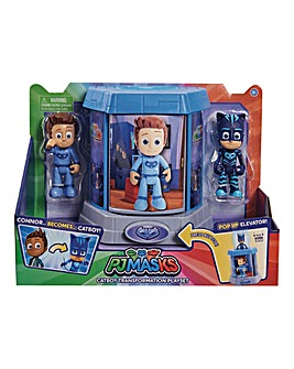 PJ Masks Transforming Figures- Catboy