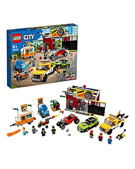 LEGO City Tuning Workshop - 60258
