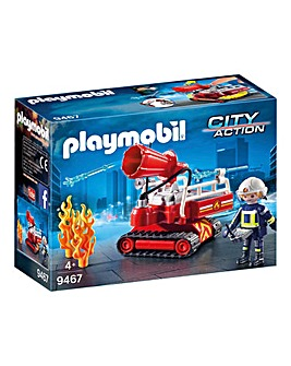 Playmobil City Action Fire Water Cannon
