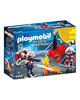 Playmobil 9468 City Action Firefighters