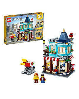 LEGO Creator 3in1 Townhouse Toy Store - 31105