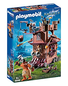 Playmobil Knights Mobile Dwarf Fortress