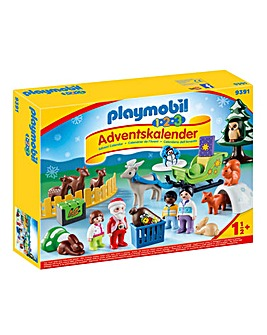 Playmobil 9391 1.2.3 Advent Calendar
