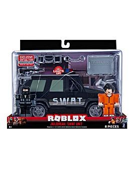 Roblox Swat Van