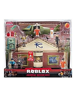 Roblox Museum Heist Playset