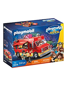Playmobil Movie 70075 Del