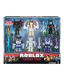 Roblox Summer Tycoon 6 Figure Set