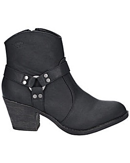 Rocket Dog Stellan Heeled Ankle Boots