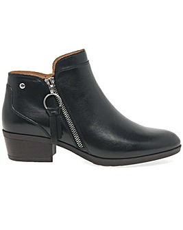 Pikolinos Daroca Womens Ankle Boots