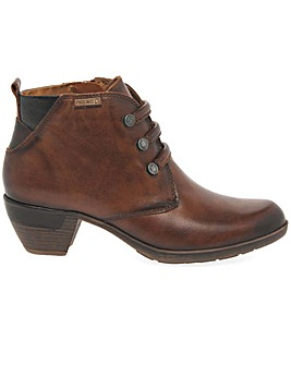 Pikolinos Rotterdam Womens Ankle Boots