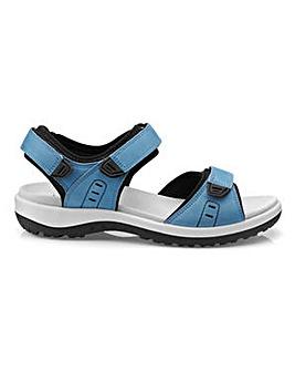 Hotter Walk Wide Fit Sandal