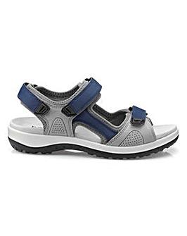 Hotter Travel Standard Fit Sandal