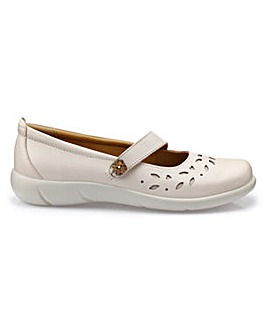 Hotter Peace Wide Fit Shoe